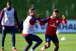 سه شیرها- تیم ملی انگلیس