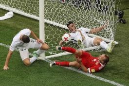 روسیه 2-0 نیوزلند؛ پیروزی بی دردسر میزبان در بازی نخست