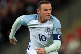 وین رونی- تیم ملی انگلیس