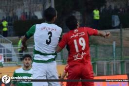لیگ برتر فوتبال - پرسپولیس - ذوب آهن - هفته چهاردهم لیگ برتر فوتبال