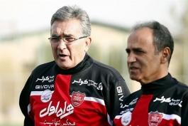 لیگ برتر فوتبال - تیم ملی فوتبال ایران- کارلوس کی روش