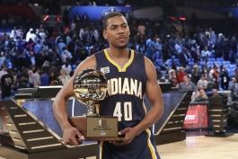 بسکتبال NBA - ایندیانا پیسرز - دریک جونز