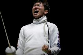 شمشیر بازی المپیک ریو 2016؛ مدال طلایی دیگر براى کاروان المپیک کره جنوبی