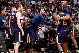 بسکتبال  NBA - لس آنجلس کلیپرز - یوتا جاز