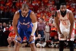 بسکتبال NBA - هیوستون راکتس - لس آنجلس کلیپرز