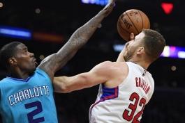 بسکتبال NBA - لس انجلس کلیپرز - شارلوت هورنتس