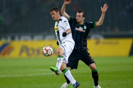 گلادباخ 4 - 1 وردربرمن؛ تداوم موفقیت های فاوره در بوندس لیگا