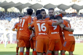 سلتاویگو 1 - 5 والنسیا؛ اسپیریتو با پنج گل، جایگاه خود را موقتا بیمه کرد