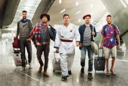 ویدیو؛  تبلیغ شرکت هواپیمایی قطر با حضور ستارگان بارسلونا