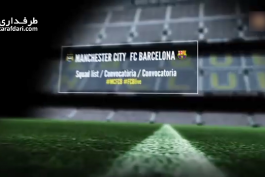 ویدیو؛ اسامی بازیکنان دعوت شده تیم فوتبال بارسلونا برای دیدار با منچسترسیتی
