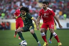 پرسپولیس ایران 1 - 0 النصر عربستان؛ قدرت نمایی پرسپولیس در گروه مرگ