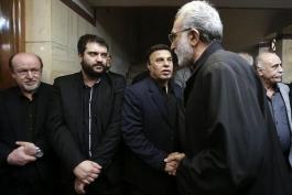 علی پورحیدری استقلال فریده شجاعی
