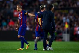 گزارش تصویری؛ بارسلونا 1 - 1 اتلتیکو مادرید؛ شب بد شگون نیوکمپ