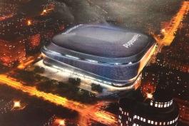برنامه نهایی برای بازسازی سانتیاگو برنابئو منتشر شد؛ هزینه ای 400 میلیون یورویی برای بازسازی