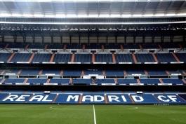 تغییرات در ورزشگاه سانتیاگو برنابئو؛ از کاشت چمن جدید تا تعویض اسکوربورد ها