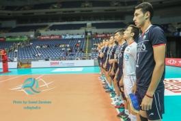 والیبال قهرمانی جوانان آسیا؛ گزارش تصویری ایران 3 - 0 قطر