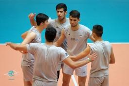 ترکیب نهایی تیم ملی والیبال جوانان برای مسابقات آسیایی مشخص شد