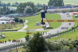 گرندپری اتریش؛ گزارش دور اول تمرینی
