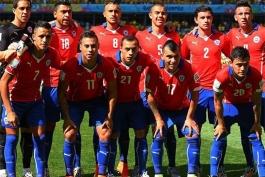 فدراسیون شیلی به استقبال بازی با ایران رفت
