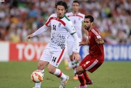 گزارش لحظه به لحظه دیدار ایران و امارات