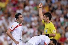 پورعلی گنجی، نکونام و آزمون در تیم منتخب AFC