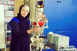 ورزشکاران ایران  - ورزش بانوان- دو و میدانی