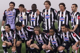 تیم هایی که هرگز فراموش نمی شوند؛ یوونتوس 2002/03