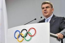 توماس باخ رئیس کمیته بین المللی المپیک شد
