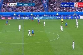 ویدیو؛ گل های HD بازی فرانسه 5-2 ایسلند (یورو 2016)