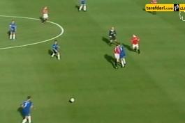 بازی های ماندگار لیگ برتر انگلیس - چلسی 5-0 منچستریونایتد - فصل 1999/2000