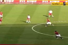 ویدیو؛ گل روز باشگاه آ اس رم - گل مونتلا به لیوورنو (2004)