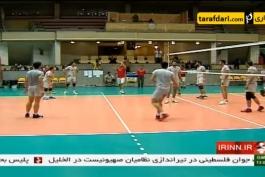 ویدیو؛ پیگیری تمرینات تیم ملی والیبال قبل از اعزام به المپیک