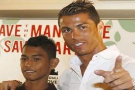 اسامی 20 ورزشکار خیّر دنیا ؛ حضور رونالدو در صدر و غیبت مسی !