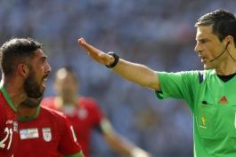 سیاه و سفیدایران با داوران رنگی؛ نگاهی به داوری های جنجالی له یا علیه تیم ملی ایران
