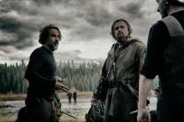 //// تصویر جدید دیگری از لئوناردو دیکاپریو در فیلم جدیدش the revenant /////