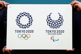 لوگوی جدید المپیک 2020 توکیو رونمایی شد