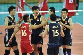 والیبال-والیبال چین-بازیکنان تیم ملی والیبال چین