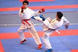 کاراته-تیم ملی کاراته جوانان