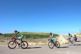 مسابقات دوچرخه سواری-مسابقات سه گانه-دوچرخه سوار