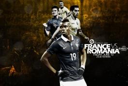 یورو 2016؛ پوستر اختصاصی طرفداری؛سنت دنیس،میزبان افتتاحیه یورو 2016