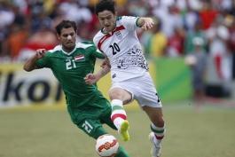 فدراسیون فوتبال ایران-فدراسیون فوتبال عراق-عبدالخالق مسعود-راضی شنیسل
