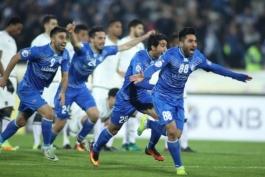 لیگ قهرمانان آسیا-علی علیپور-مهران درخشان مهر