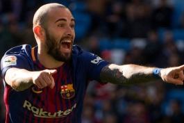 Aleix Vidal - بارسلونا