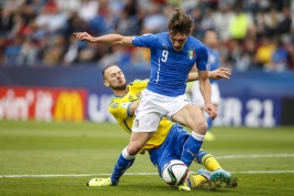 لیست اولیه ایتالیا امشب اعلام می شود