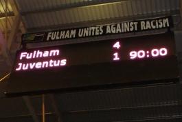 انگلیس - Juventus - Fulham - Europe League