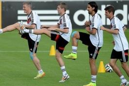 برنامه دیدار های دوستانه امشب؛ آخرین بازی دوستانه آلمان و برزیل قبل از جام جهانی