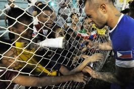 فلسطین قهرمان چلنج کاپ 2014 شد