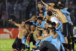 پلی آف جام جهانی: اروگوئه 0 - 0 اردن؛ اروگوئه، آخرین تیم صعود کننده به جام جهانی