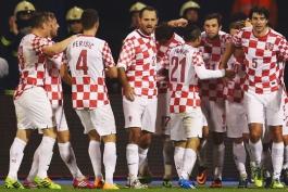 عکس روز: تیم ملی کرواسی به برزیل رسید