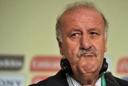 دل بوسکه به بازیکنان مادریدی استراحت خواهد داد